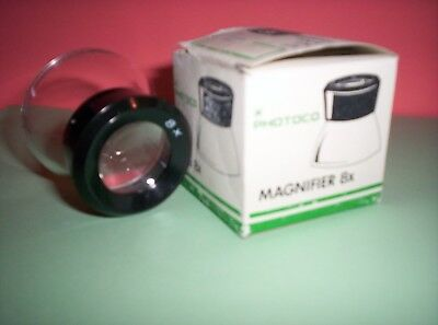Photoco 8x Magnifier/Loupe