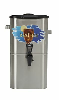 Wilbur Curtis Iced Tea Dispenser 4.0 Gallon Tea Dispenser Oval 17H - Designed...