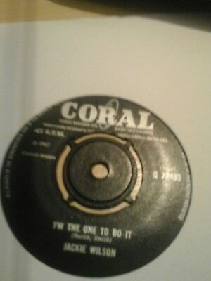 northern soul uk jackie wilson on coral 1st issue plus higher and higher 🎷🎷