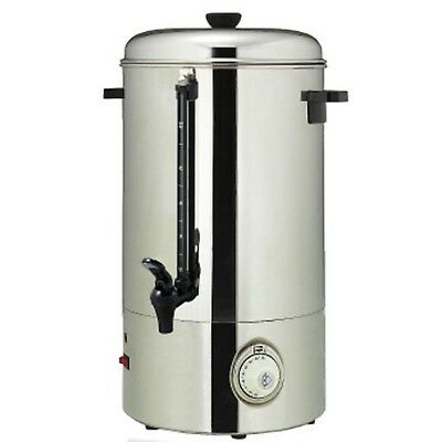 Magic Mill MUR50 Stainless Steel Hot Water Urn - 50 Cups