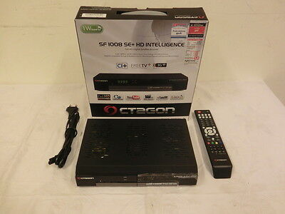 Octagon SF 1008SE+ digitaler SAT HD-Receiver, Linux, MKV, Full-HD, 2J. Garantie