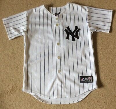 Genuine New York Yankees Baseball Jersey New No Tags