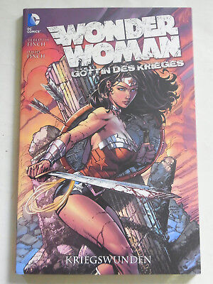 Wonder Woman 1 Kriegswunden DC Comic Sun 3