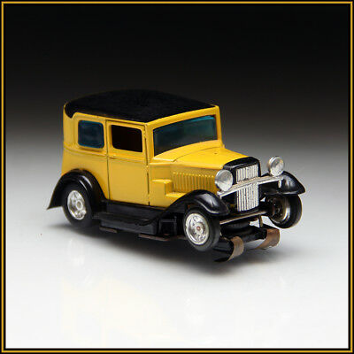 Vintage 1930's Ford or Chevy Truck Slot Car HO Scale AFX Tyco Thunderjet NR
