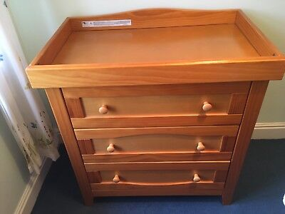 Mothercare Nursery Chest Of Drawers