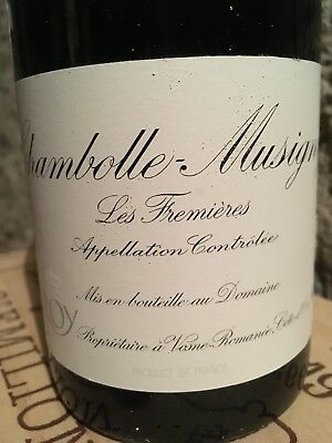 Leroy Chambolle-Musigny Les Fremières 1996