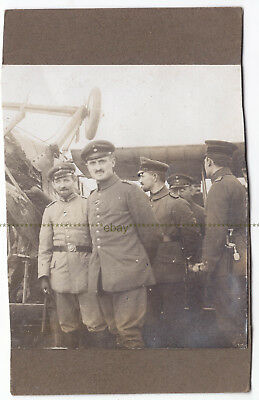 RFC Royal Flying Corps. German Photo of BE2c 2105 15 Squadron.