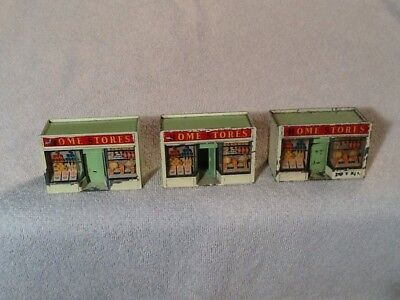 Matchbox Lesney Shop Accessory Pack Collection