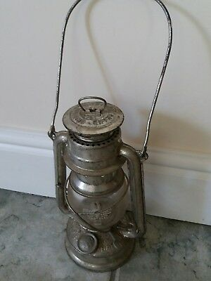 Vintage Oil Lamp W.Germany