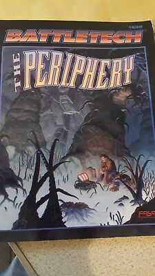 """Classic Battletech """"The Periphery """" source book"""
