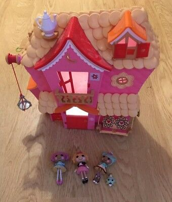 lalaloopsy House And Dolls