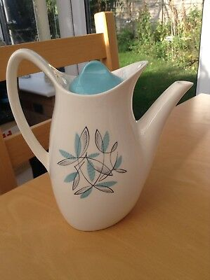 Midwinter Stylecraft Fashion Shape Cassandra Coffee Pot - Retro 1960's