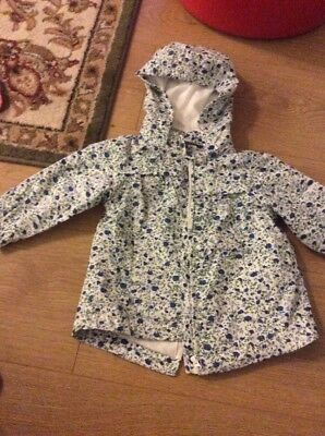 Zara Baby Girl 6-9 Coat