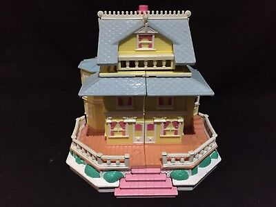 Vintage polly pocket 1995 clubhouse