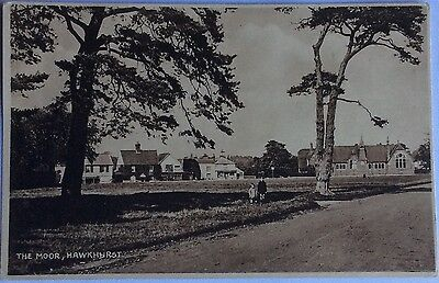 Postcard of The Moor Hawkhurst