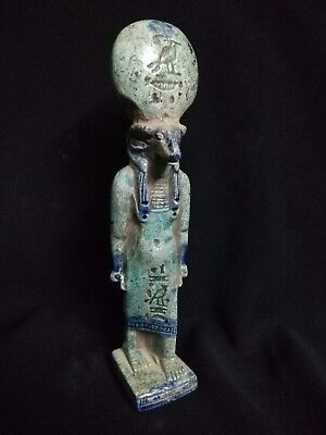 Ancient Egyptian Statue of god Khnum Middle Kingdom (372 BC)