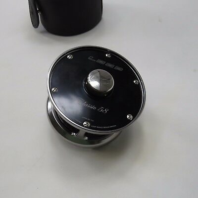 LOOP Classic Fly Reel 5-8 Weight Great Condition Left Hand