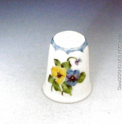 PANSY THIMBLE by MARGIE