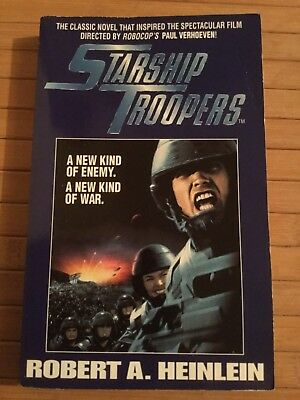 Robert A. Heinlein - Starship Troopers