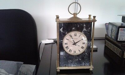Molnija antique Russian clock