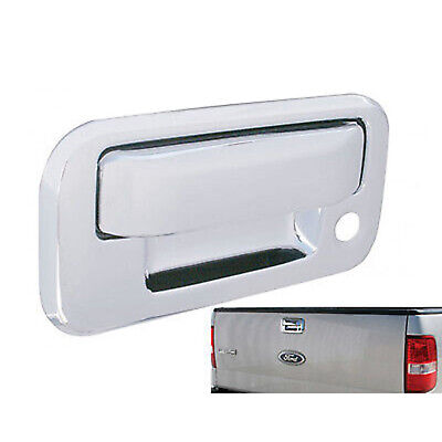 Tailgate Handle For 2004-2014 Ford F-150 w// Camera Hole Primed