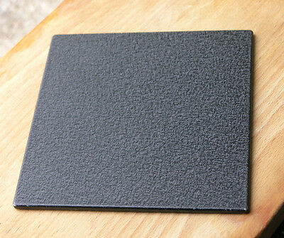 genuine Sinar F & P  lens board panel unbored blank cover plate