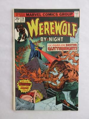 Werewolf By Night # 28 - HIGH GRADE - Horror Stories! MARVEL Check our comics