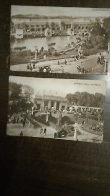 Old Postcard  of The British Empire Exhibition