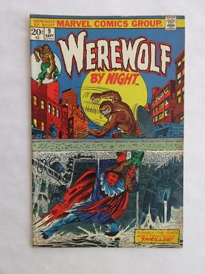 Werewolf By Night # 9 - HIGHER GRADE - Horror Stories! MARVEL Check our comics