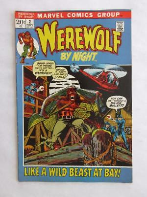 Werewolf By Night # 2 - HIGH GRADE - Horror Stories! MARVEL Check out our comics