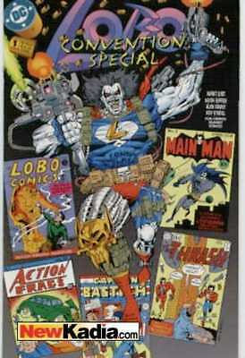 Lobo (1990 series) Convention Special #1 in Near Mint - condition