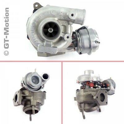 Turbolader Garrett BMW 318d, 320d (E46) 85 / 100 kW, 116 / 135 PS