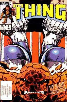 Thing (1983 series) #7 in Very Fine - condition. FREE bag/board