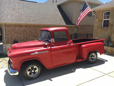 1956 Chevrolet Other Pickups 3100 1956 CHEVY PICKUP TRUCK 3100 SERIES * SHORTBED STEPSIDE * 1955 1956 1957