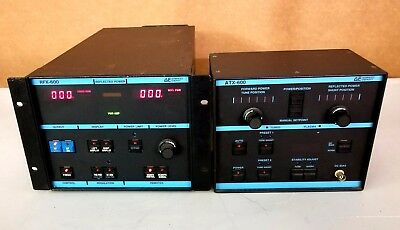 Advanced Energy RFX 600 RF Power Supply & ATX 600 Tuner Controller [JW]