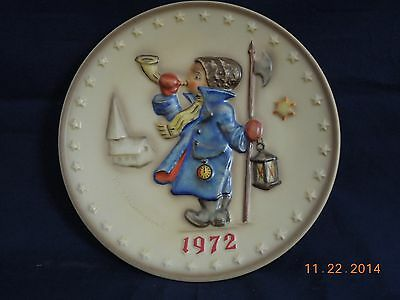 Hummel Plate 1972,1975 1980, 1981, or 1983 **Choice