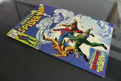 Amazing Spider-Man #74 -HIGH GRADE- Marvel 1969 - 2nd App of Silvermane!!!