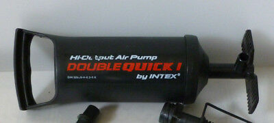 Double Quick Hand Pump by Intex 32928-H-0.3-0.6