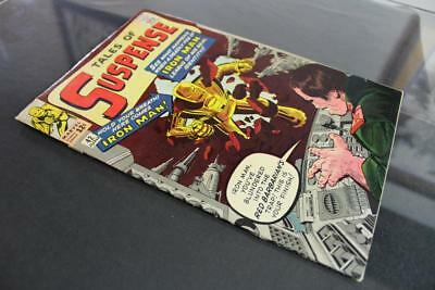 Tales of Suspense #42 MARVEL 1963 - 4th App of Iron Man - Check out our Comics!