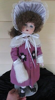 """Reproduction Kammer & Reinhardt K  star R 117 doll by marianne moore 1987 -17"""""""