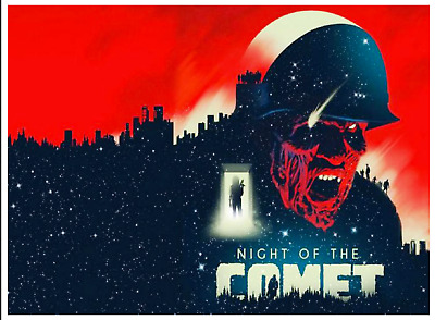 35mm Feature Film: NIGHT OF THE COMET (1984) Cult Horror Sci-Fi