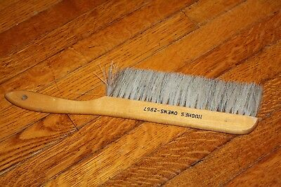 Vintage Drafting Brush Hughes Owens 2957
