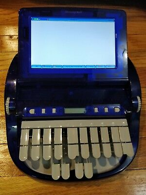 Stenograph Diamante Professional Writer in Blue with Samsonite Wheeled Backpack