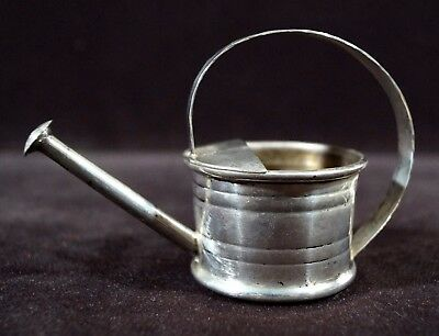 Vintage Sterling Silver Mini Watering Can by CARTIER Fully Marked