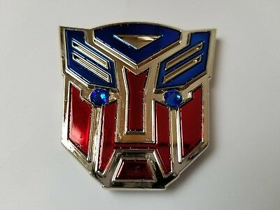 Nypd Transformers Autobot Challenge Coin