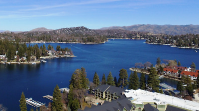 MOUNTAIN PARADISE California land dream home investment forest lake nature views