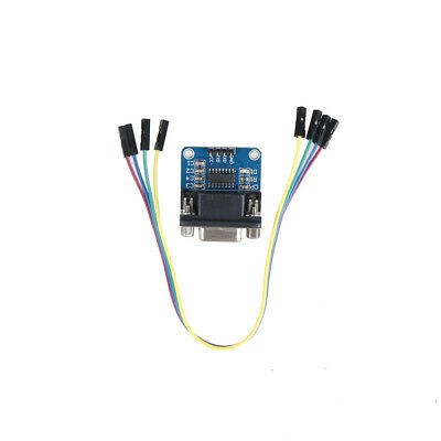 MAX3232 RS232 Serial Port To TTL Converter Module DB9 Connector With Cable