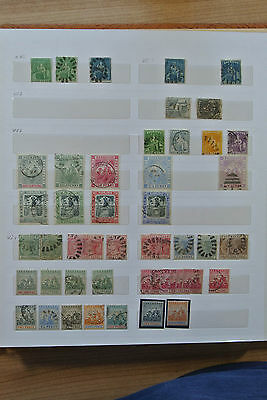 Lot 24314 Collection stamps of Barbados 1860-2006.