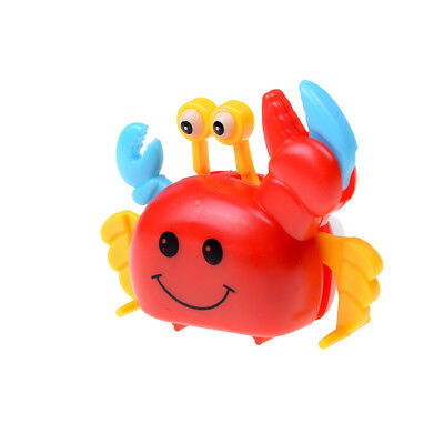 Wind-up Walking Crabs Toy Children's Attractive Walking Crab Toy Best Gifts PopP