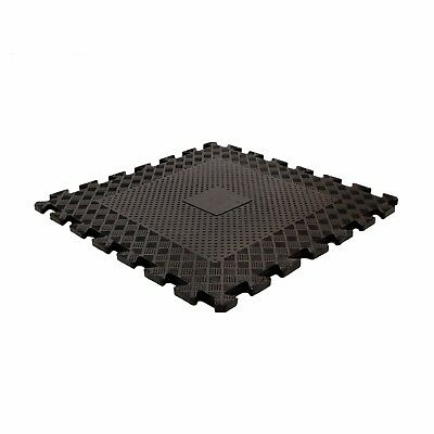 Industrial Interlocking Heavy Duty Floor Tiles Garage Flooring Warehouse Matting